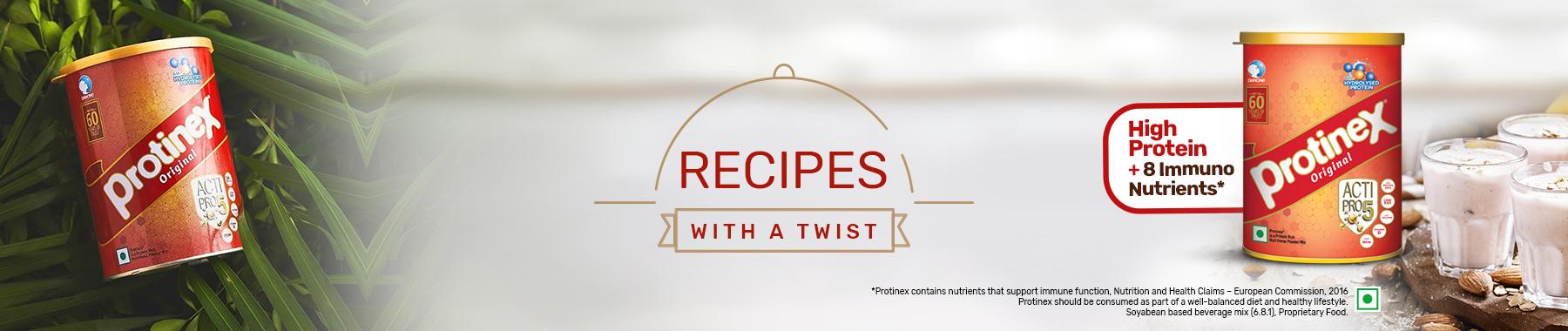 recipe banner